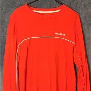 KHALID X HOLLISTER long sleeve shirt